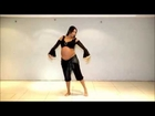 prenatal belly dance fitness- hip circle belly dance