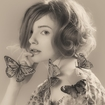 Nicole Gallagher Butterfly Shoot