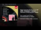 Piano Concerto No.21 in C, K.467 (2002 - Remaster) : I. Allegro maestoso (Cadenza:Dinu Lipatti)