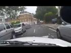 Birol Koca, London Black Taxi Driver apprehends a hit and run motorist