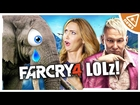 FAR CRY 4 Elephant Mayhem! (Nerdist News w/ Jessica Chobot WTFridays)