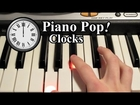 Clocks Piano Lesson - Coldplay - Easy Piano Tutorial