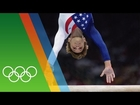 Kerri Strug Vaults at Atlanta 1996 | Countdown to Rio 2016