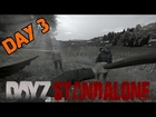 The FRIENDLY Zombie Apocalypse! Day #3 | DayZ Standalone Ep.3 - We Find FRIENDS??? [PC HD]