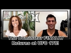 UFC 178's Dominick Cruz on 3-Year Injury Recovery: