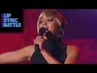 Taraji P. Henson performs Just Fine | Lip Sync Battle