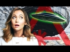 MORE Siberian Mystery holes and UFOs! This is it people! (Nerdist News WTFridays w/ Jessica Chobot)