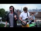 Sheppard - Let Me Down Easy (BalconyTV)
