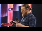 Daniel Bryan discusses his future: Raw, May 11, 2015