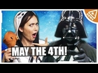 It's STAR WARS Day! What's the latest from a galaxy far, far away? (Nerdist News w/ Jessica Chobot)