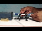 Yashica Science : Magnetic Levitation in Air by  controlling Repulsion