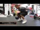 FitManiac Exercise Database - Medicine Ball Slam
