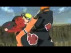 Naruto VS Pain I am not afraid Eminem 3GP