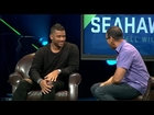 Russell Wilson Q&A at The Rock Church, 7/05/2015