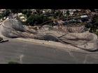 Six Flags Colossus Farewell Magic Mountain Roller Coaster Now Closed Valencia California