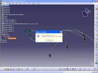 CATIA Knowledge Expert and Engineering Optimization (KOX) - Harness Fan Design