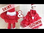 FRILLY SKIRT & SNEAKY GOWN | Elf Shelf Fashion | WINNER ANNOUNCED!