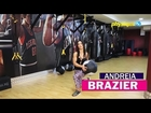 Ask Andreia Brazier Physique TV [Arabic] Full Body medicine ball workout