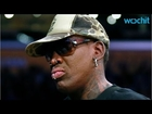Dennis Rodman Charged In Hit-And-Run