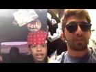 فيديو للحظة القبض على ابو سن أشهر مشاهير اليوتيوب بالسعودية أثناء بث مباشر على برنامج #يوناو
