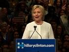 Clinton: Campaign About 'No Ceilings, No Limits'