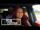 Rob & Chyna | Blac Chyna Jokes That Rob Is a Major Mama's Boy | E!