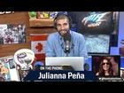 Julianna Pena Puts 'Harmless Holly' Holm on Blast