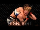 Holly Holm vs. Miesha Tate - UFC 196 Highlights