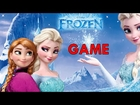 Frozen Cartoon Movie Princess Anna River Cleaning Game - Frozen Games To Play