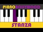 Abhi Mujh Mein Kahin [Agneepath] - Easy PIANO TUTORIAL - Stanza [Both Hands]