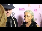 Blac Chyna and Rob Kardashian talk about being New Parents!