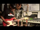 Eric Blackmon Guitar Solo REALITY TV Yamaha Motif ES7 Workstation Track EricBlackmonMusicHD