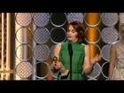 Ruth Wilson Wins Best Actress in a TV Drama | Golden Globe 2015