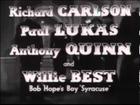 The Ghost Breakers Trailer (1940) Bob Hope