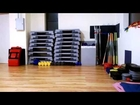 Medicine ball - full body toning workout