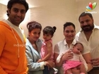 Aishwarya, Baby Aaradhya & Abhishek Chill Out With Friends | Hot Latest News | Bunty Walia Daughter
