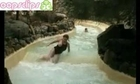 Boob Slip in Water