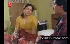 Drunk Mallu aunty removing saree expose blouse