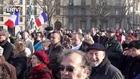 Manifestation pour la dissolution des Femen - 8 février 2014