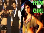 Shilpa Shetty's ITEM NUMBER From Dishkiyaoon Movie | Harman Baweja