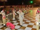 Army Chief Gen Raheel Sharif calls Kashmir as
