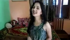 Hot College Girl in Hostel RoOm singing song