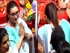 Rani Mukherjee At LalBaug Raja | DNA Eco Friendly Ganesha Awards
