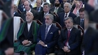 Raw: Afghanistan Swears in New President
