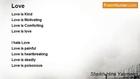 Sheikh Hina Yasmeen - Love