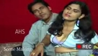 Mallu Aunty Hot Masala First Night Scenes Making -