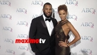 The Game & Nicole Murphy | ABCs Talk of the Town Gala 2014 | Red Carpet