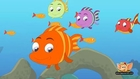 Three Little Fishies Nursery Rhyme HD