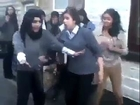 British Pakistani girl fight