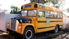 Kuca napravljena od skolskog autobusa